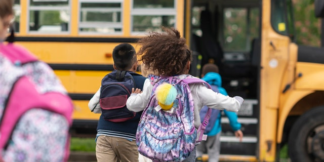 Parents in Wisconsin are knowingly sending their kids to school while infected with COVID-19 or experiencing symptoms, health officials said. (iStock)