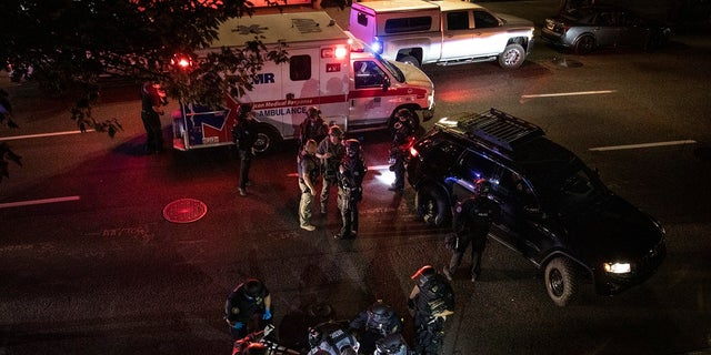 Suspect in Fatal Portland Shooting Killed in Shootout With Law Enforcement