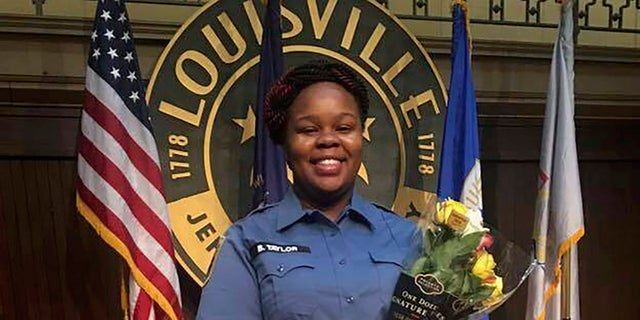 Kentucky Attorney General Daniel Cameron's office is expected to present its findings into the police shooting death of Breonna Taylor, according to media reports. (Courtesy of Taylor Family attorney Sam Aguiar via AP, File)