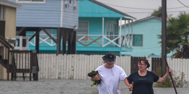 Tropical Storm Beta to Continue Soaking Bossier Parish