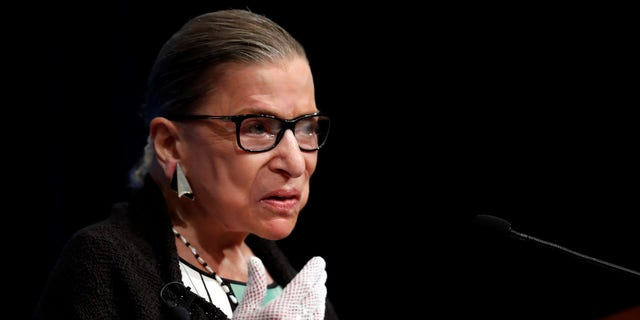 Ruth Bader Ginsburg died on Sept. 18 at the age of 87 from complications surrounding metastatic cancer of the pancreas.