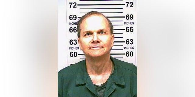 Mark David Chapman, the man who killed John Lennon outside his Manhattan apartment in 1980.