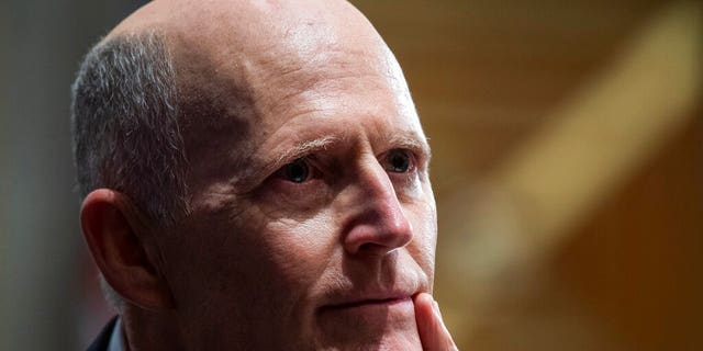 Sen. Rick Scott, R-Fla. (Tom Williams/Pool via AP)