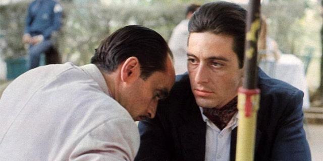 Al Pacino in 'The Godfather: Part III.'