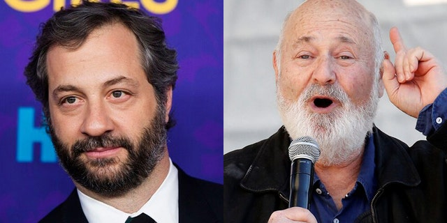 Judd Apatow and Rob Reiner took to Twitter to accuse Donald Trump of murder.