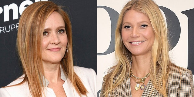Samantha Bee took jabs at Gwyneth Paltrow's Goop brand.