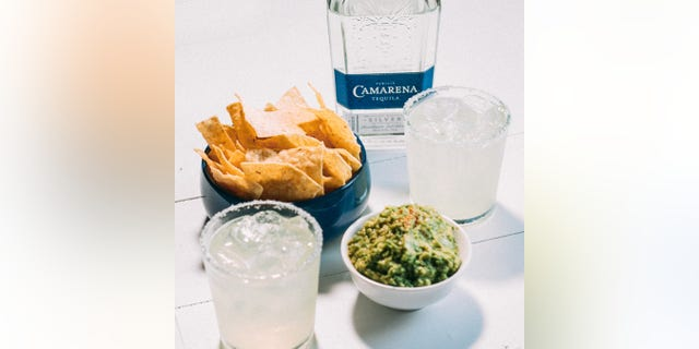 The tequila brand is offering the chance for free guacamole for one day only.