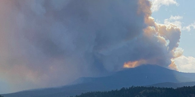 The Cameron Peak Fire has now burned at least 120,251 acri.