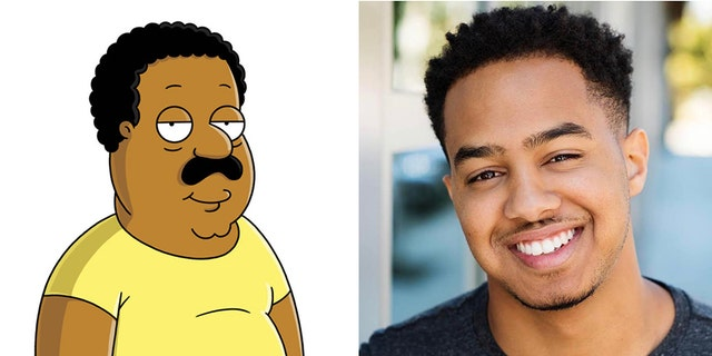 "YouTube star Arif Zahir will become the new voice of Cleveland Brown when ""Family Guy"" goes into production for Season 19."