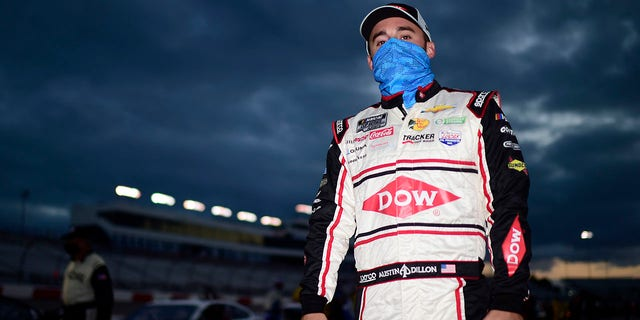 Austin Dillon had two top-5 finishes in the first two NASCAR playoff races.
