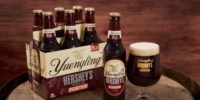 Yuengling Hershey's Chocolate Porter. (Yuengling).