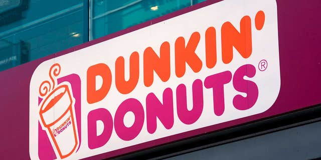During the brawl inside the Georgia Dunkin', the victim was stabbed in the upper arm.