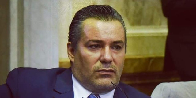 Argentine lawmaker suspended after video of lewd act with partner goes viral