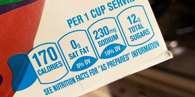 "The study, from researchers at North Carolina State University, studied the effects of the ""Facts Up Front""-style of nutrition labels."