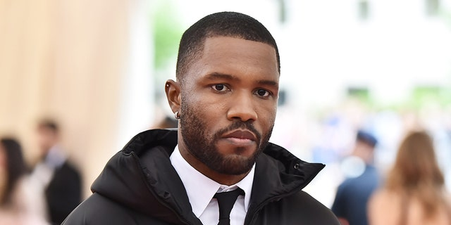 Frank Ocean attends The 2019 Met Gala Celebrating Camp: Notes on Fashion at Metropolitan Museum of Art