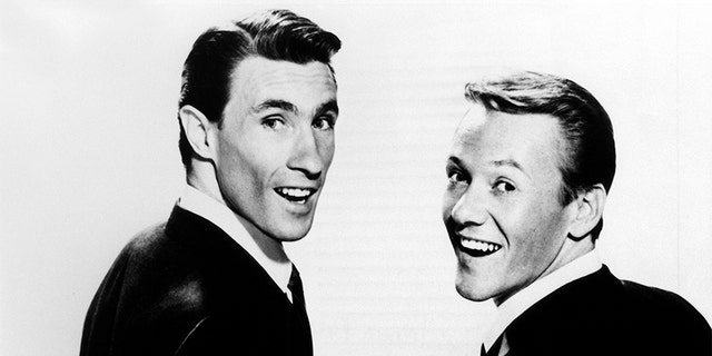 Bill Medley (left) says he has no plans to slow down.