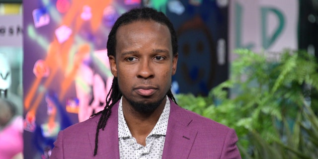 "Ibram X. Kendi came under fire and was labeled a ""racist"" on Saturday for equating Amy Coney Barrett to ""White colonizers"" because she has two Black adopted children from Haiti.  (Photo by Michael Loccisano/Getty Images)"