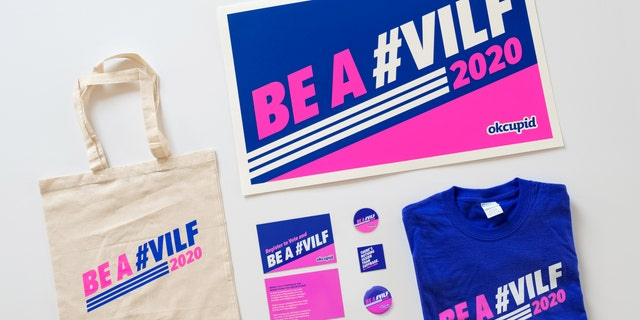 OkCupid is rolling out a VILF dating badge and merchandise. (OkCupid)