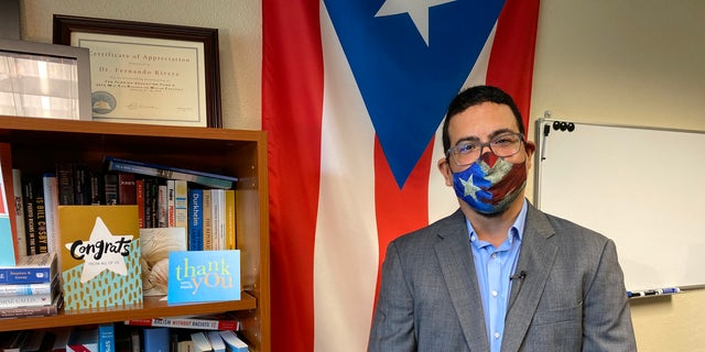 Fernando Rivera, a professor of sociology at the University of Central Florida and the director of the Puerto Rico Research Hub.