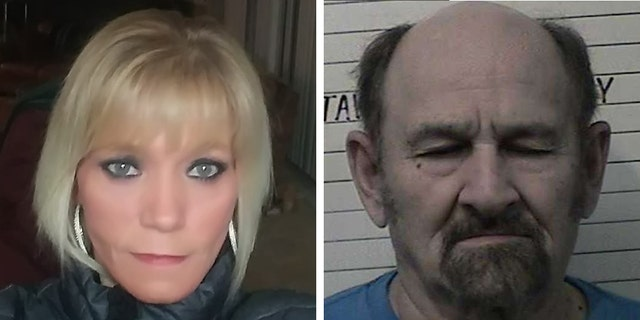 Jeffrey Lyn Pierce was charged with first-degree murder with malice on suspicion of killing Ronnie Ranea Fitzpatrick-Pierce on May 7. (Facebook / Oklahoma State Bureau of Investigation)