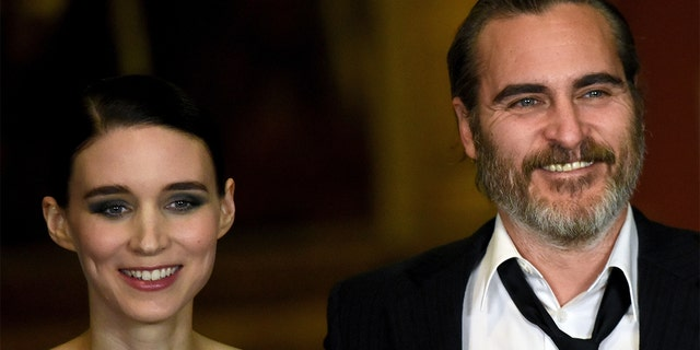 Rooney Mara and Joaquin Phoenix named their first child after their late brother Nadi.