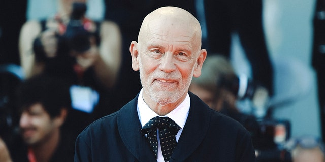 John Malkovich's son was arrested at a recent protest in Portland.