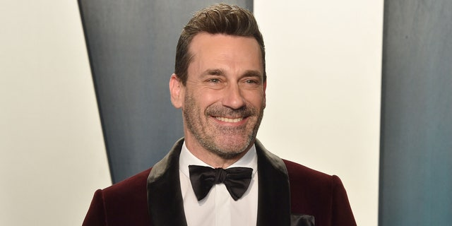 Jon Hamm was the subject of a paparazzi photo taken to court over unauthorized use. (Photo by David Crotty/Patrick McMullan via Getty Images)