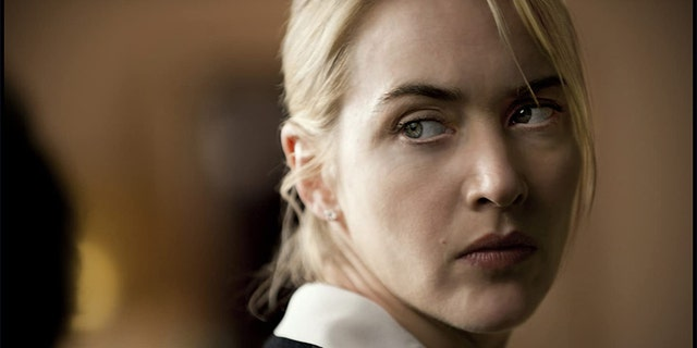 Kate Winslet in 'Carnage' directed by Roman Polansky.