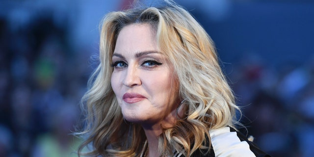 Madonna will direct and co-write a biopic about herself. (BEN STANSALL/AFP via Getty Images)