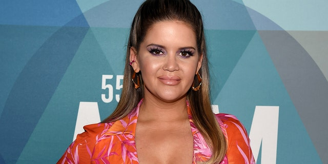 Maren Morris. (Photo by John Shearer/ACMA2020/Getty Images for ACM)