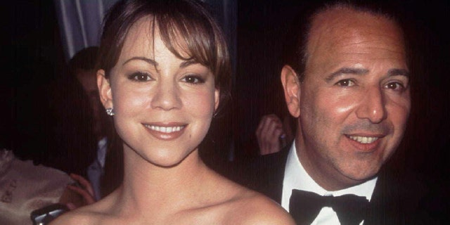 Pop singer Mariah Carey Sony Music executive Tommy Mottola were married for nearly five years. (Marion Curtis/DMI/The LIFE Picture Collection via Getty Images)