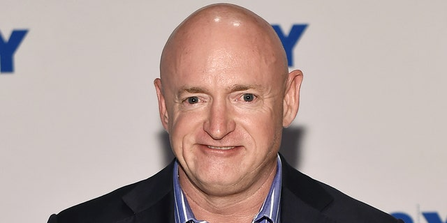 Mark Kelly could be sworn into the Senate as early as Nov. 30 should he win the Senate seat in Arizona on Nov. 3. (Photo by Steven Ferdman/Getty Images)