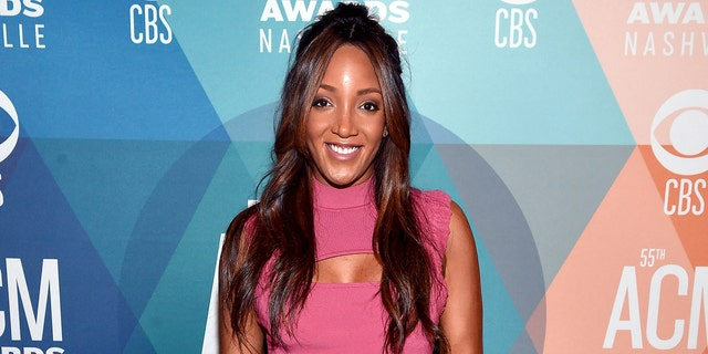 Mickey Guyton. (Getty Images)
