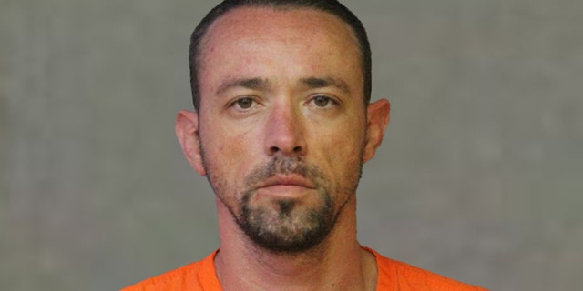 Sean Michael Edwards, 36, was arrested for multiple felony charges.(Polk County Sheriff's Office)