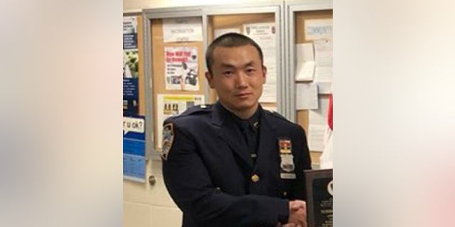 New York Police officerBaimadajie Angwang, 33, is accused of working for the Chinese government by spying on supporters of the free Tibet movement. A federal judge on Friday ordered him to home confinement pending $1 million bond.