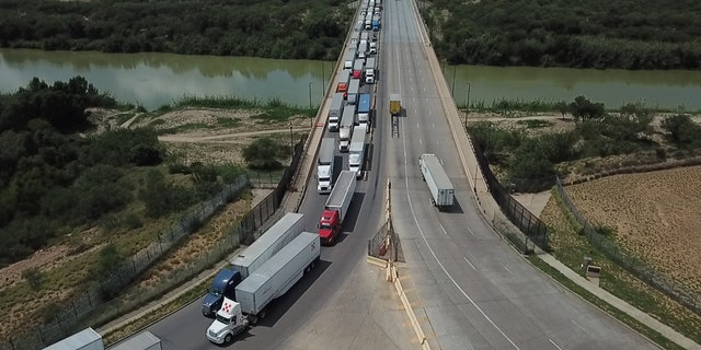 Billions of dollars in trade between U.S. and Mexico is done through the Laredo, Texas Sector.