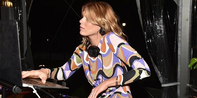 DJ Alexandra Richards attend The Battery Conservancy Presents John Demsey With The Battery Medal For Corporate Leadership at The Battery on June 19, 2018, in New York City.
