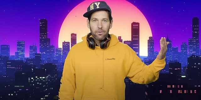 'We've gotta yeet this virus, aight,' Paul Rudd told millennials.