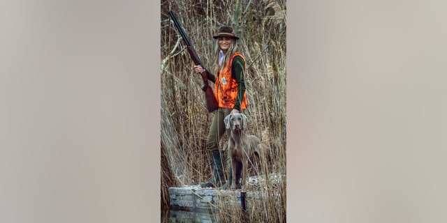 Now, she hopes to champion conservation among younger generations by educating them about hunting.