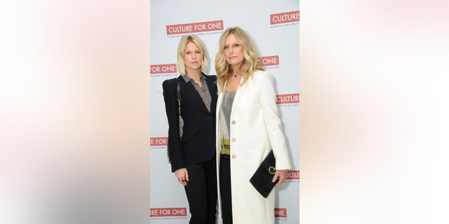 Patti Hansen and Alexandra Richards attend Culture For One To Host Fifth Annual Benefit To Provide Access To the Arts For NYC Children in Foster Care at Espace on April 3, 2017, in New York City.