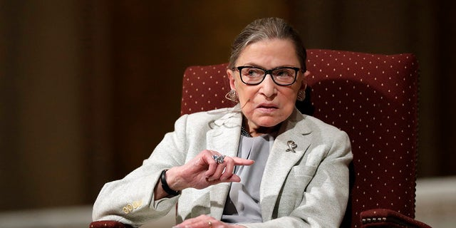 Ruth Bader Ginsburg has died of metastatic pancreatic cancer at age 87.
