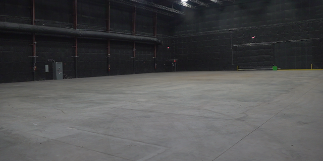 Production set empty during the coronavirus pandemic. (Fox News / Jayla Whitfield)