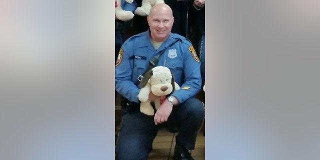 Bridgeton Police Officer Sean Peek