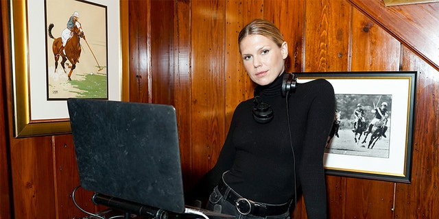 Alexandra Richards attends Kristy Clark 40th Birthday Brunch at The Polo Bar on October 13, 2019, in New York City.