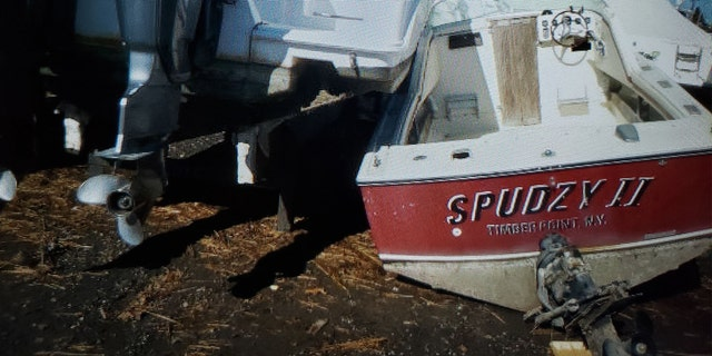 When Superstorm Sandy tore through Long Island in 2012, it knocked the Spudzy II off its cinderblocks at a boatyard, causing damage that took years to repair.