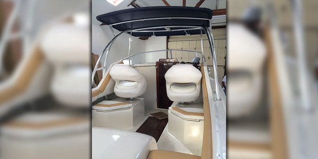 The boat underwent a custom modernization and overhaul before Rob Conzo's voyage from New York to Florida.