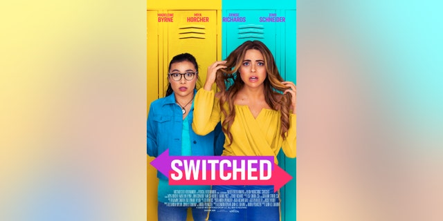 """Switched"" is about a bullied teen who magically switches bodies with the most popular girl in high school."