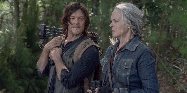 AMC announced 'The Walking Dead' is ending after and expanded Season 11.