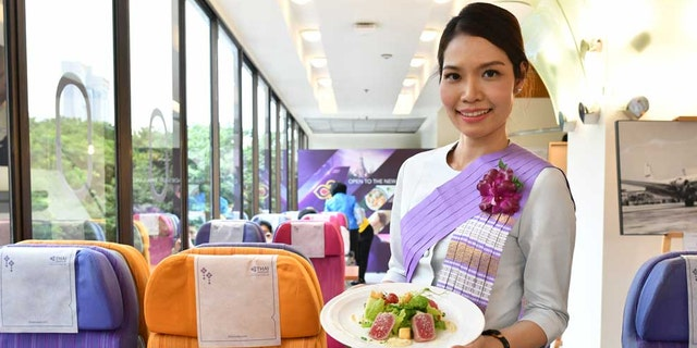 Following the success of the Bangkok location, additional pop-ups are being planned for the airline's Silom and Larnluang offices.