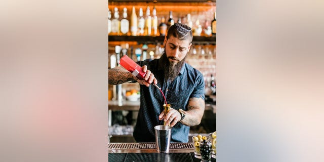 Tony Aversa is an experienced bartender who has put in years to hone his craft. (Lindsey Stucky/Linds Marie Photo)